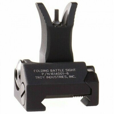 Troy Ind, Battlesight Front M4 Folding- Black