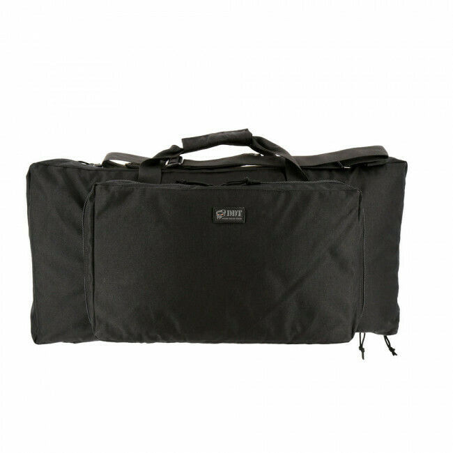 DDT, 31510, SBR/SNG, Takedown rifle case black, 28inch