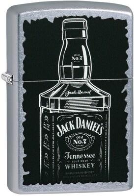 Zippo, 29758, Jack Daniel's Bottle