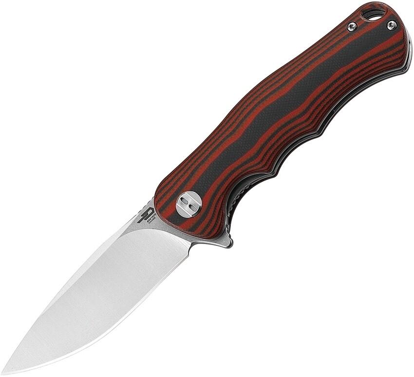Bestech, BG22C-1, Bobcat, Red/Black,