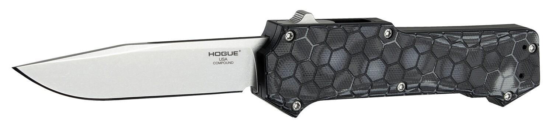 Hogue, Compound, G-Mascus, Black, 34039