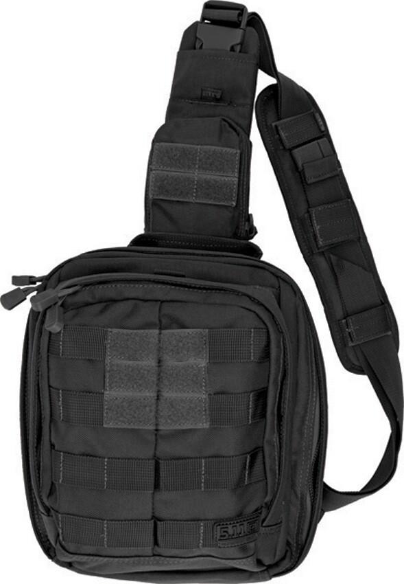 56963-019, 5.11 Tactical, Moab 6 Black