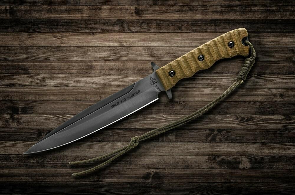 Tops Knives, WPH-07, Wild Pig Hunter
