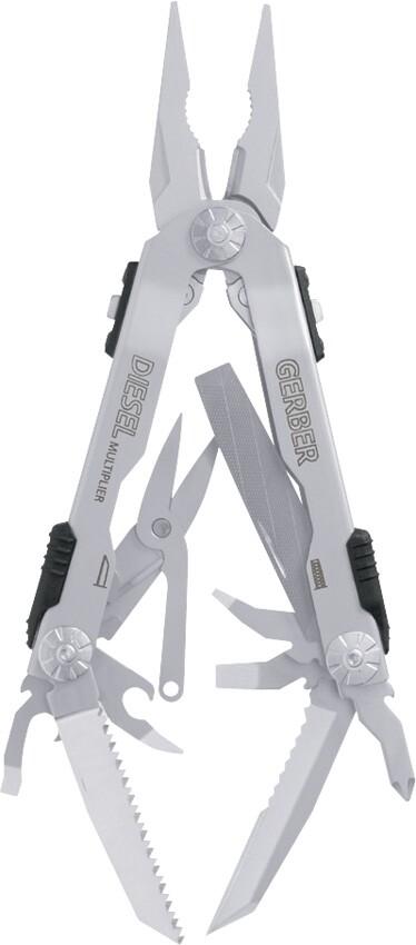 Gerber Knives, 1470 Diesel Multi-Plier Stainless