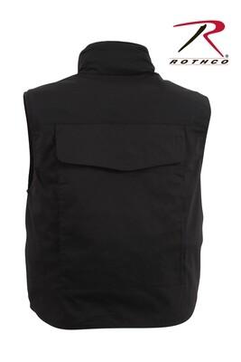 Rothco, 7557-XL, Black Ranger Vest