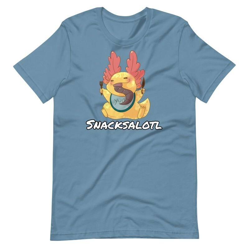 Snacksalotl Unisex T-Shirt