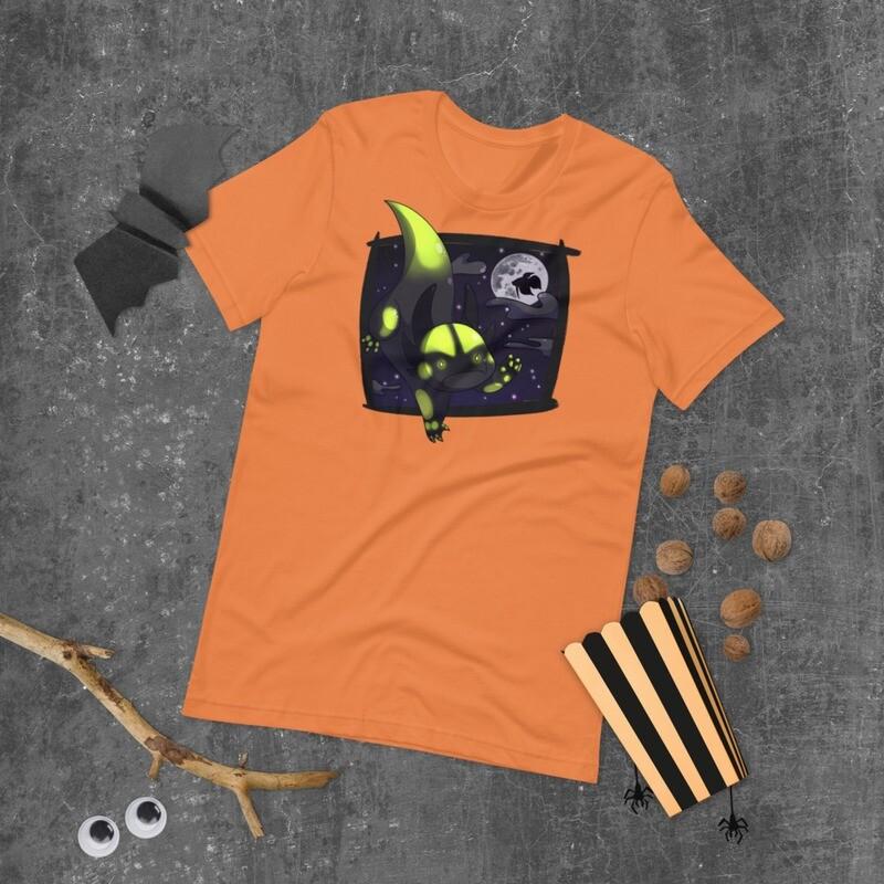 GFP Axolotl Unisex T-Shirt