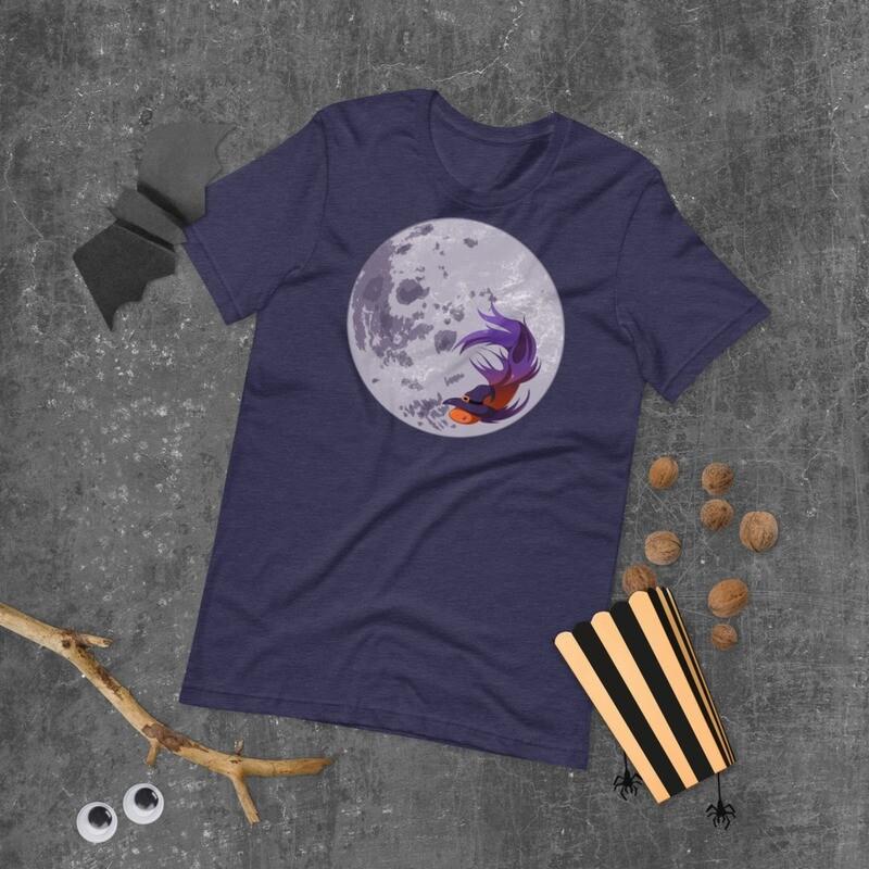 Withy Betta Unisex T-Shirt