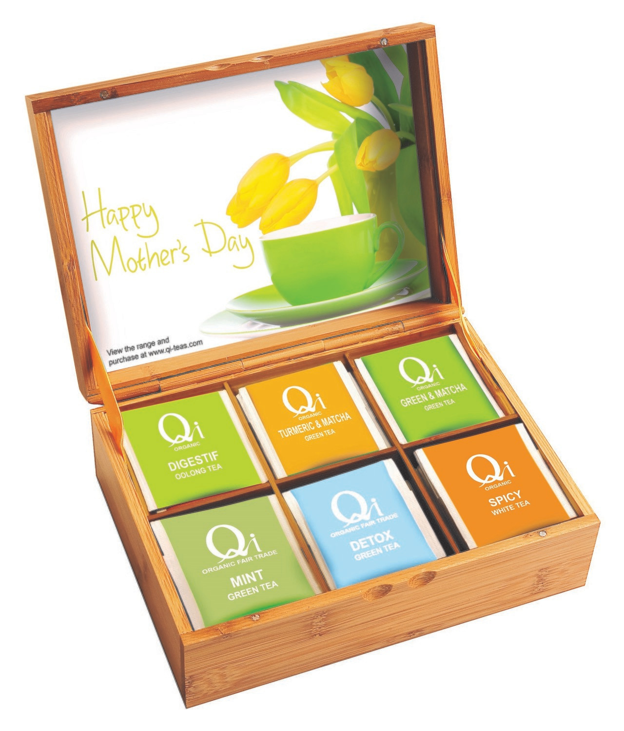 Mother's Day Tea gift box