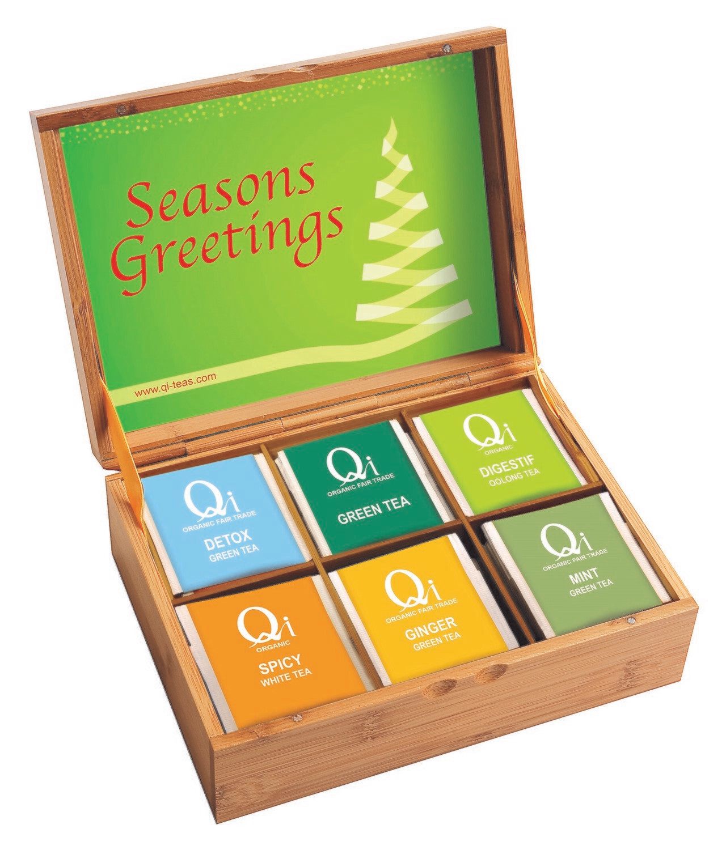 Festive Filled Presentation gift box