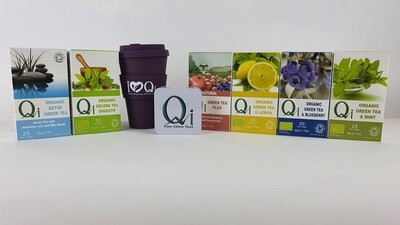 Mind Body Soul - Qi BODY bundle