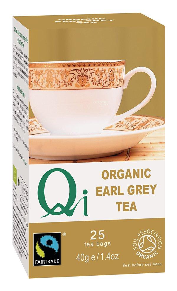 Qi Organic Earl Grey Tea