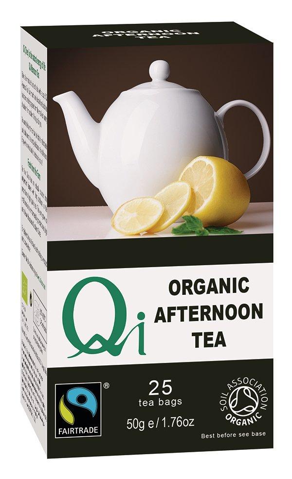 Qi Organic Afternoon Tea