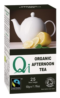Qi Organic Afternoon Tea