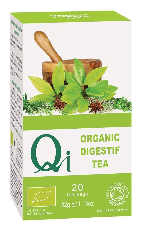 Qi Organic Digestif Tea