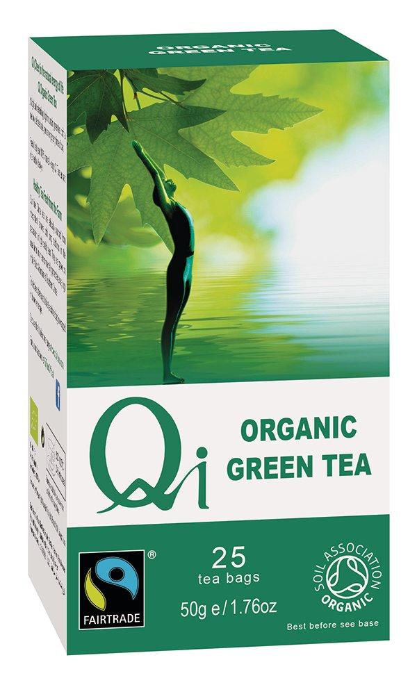 Qi Organic Green Tea