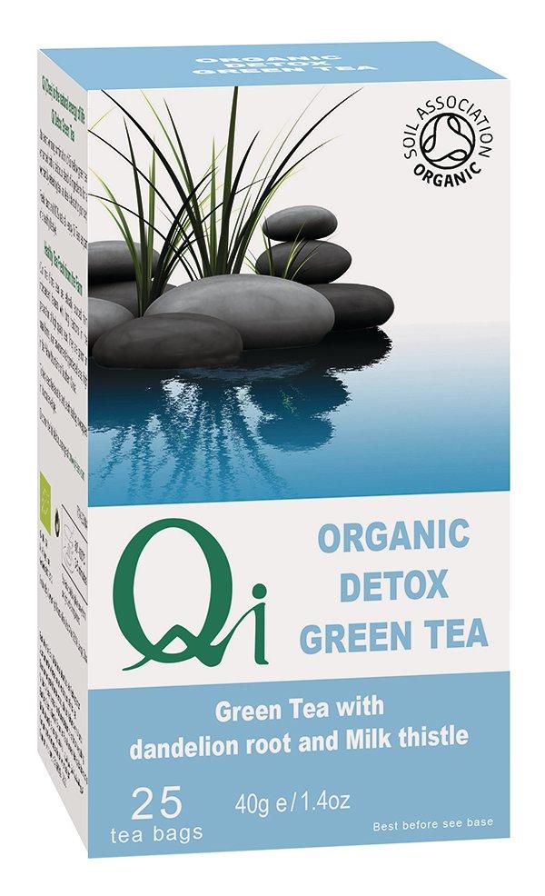 Qi Organic Detox Tea