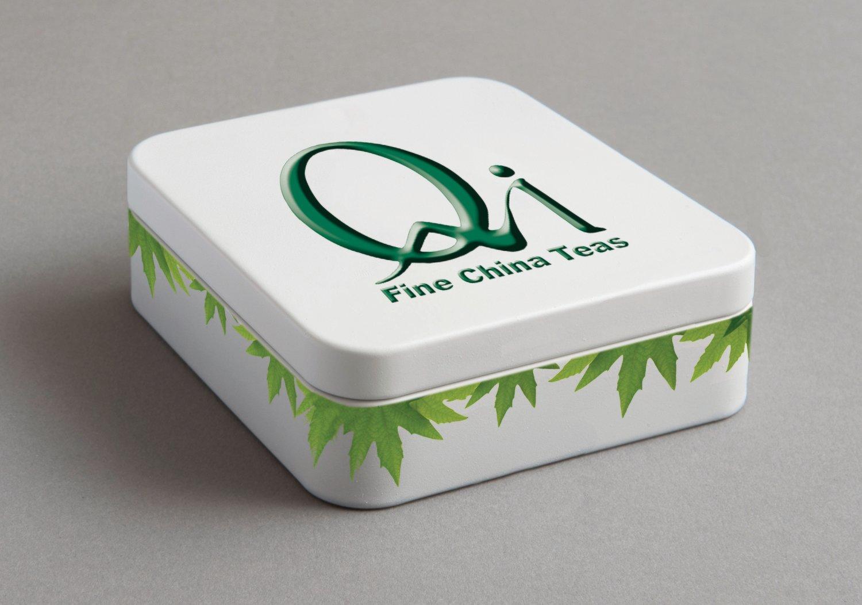 Qi Tea Travel Tin