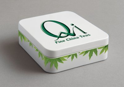 Qi Tea Travel Tin