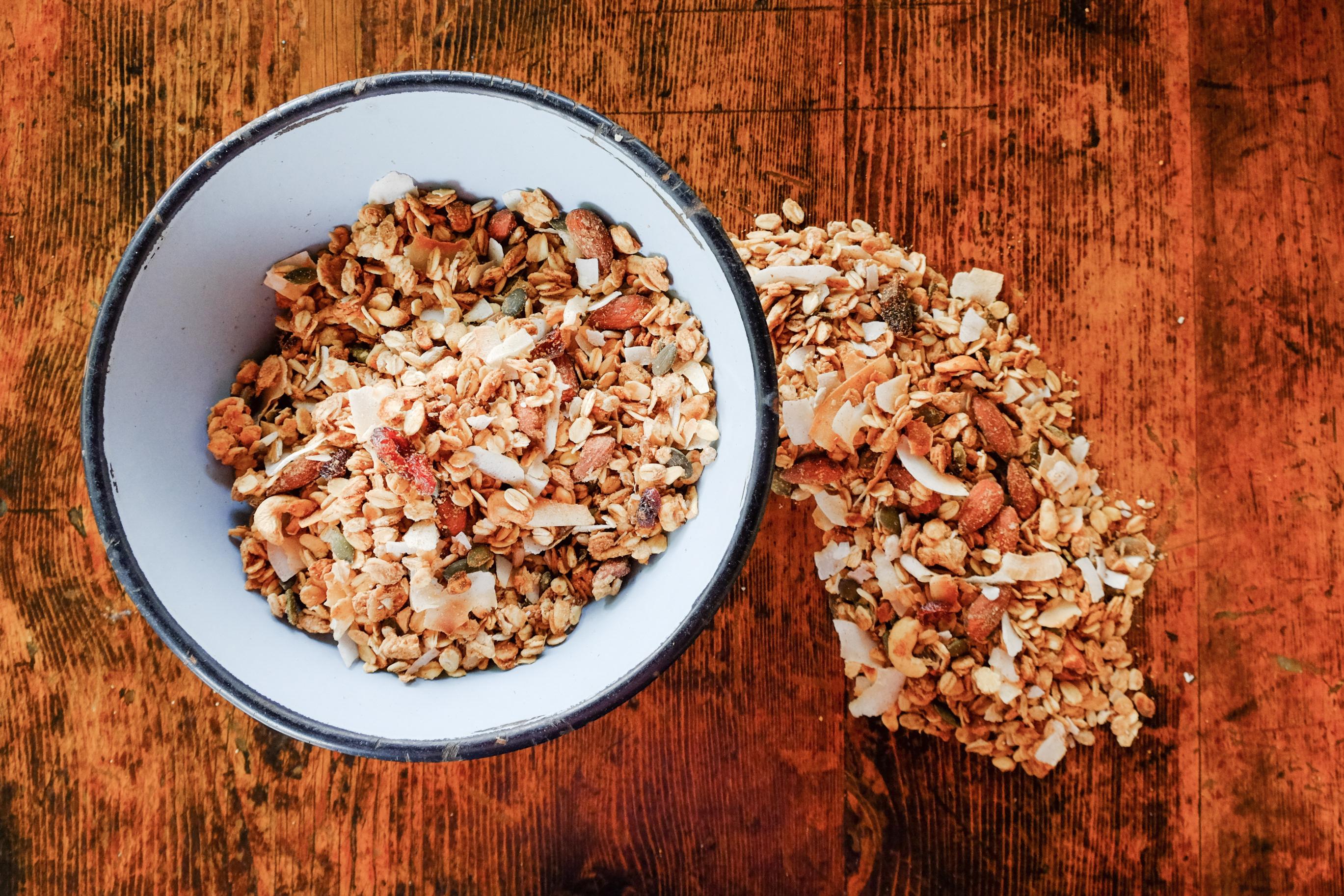 Granola - Peanut butter