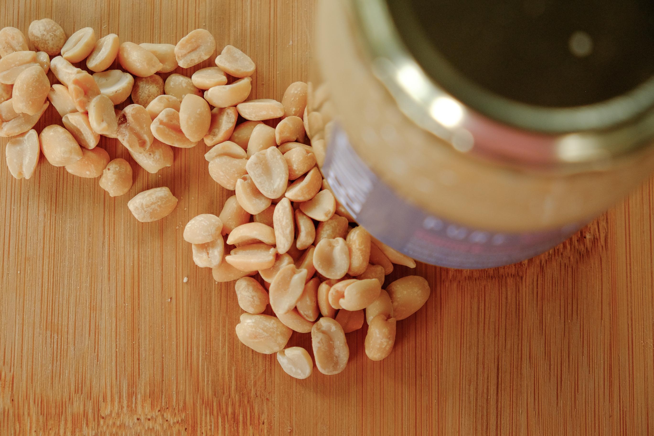Crunchy Peanut Butter (350g)