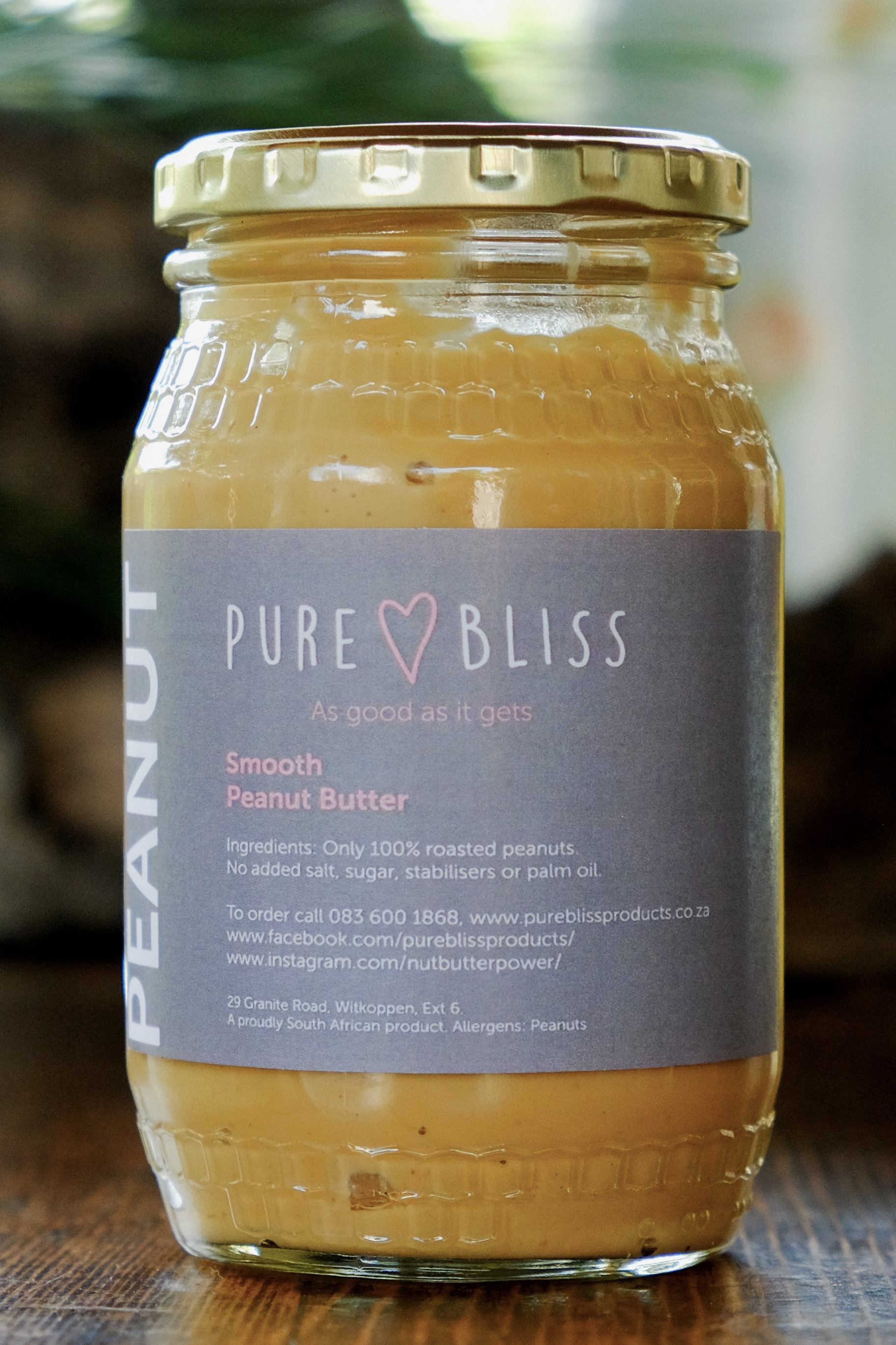 Smooth Peanut Butter (350g) 00002