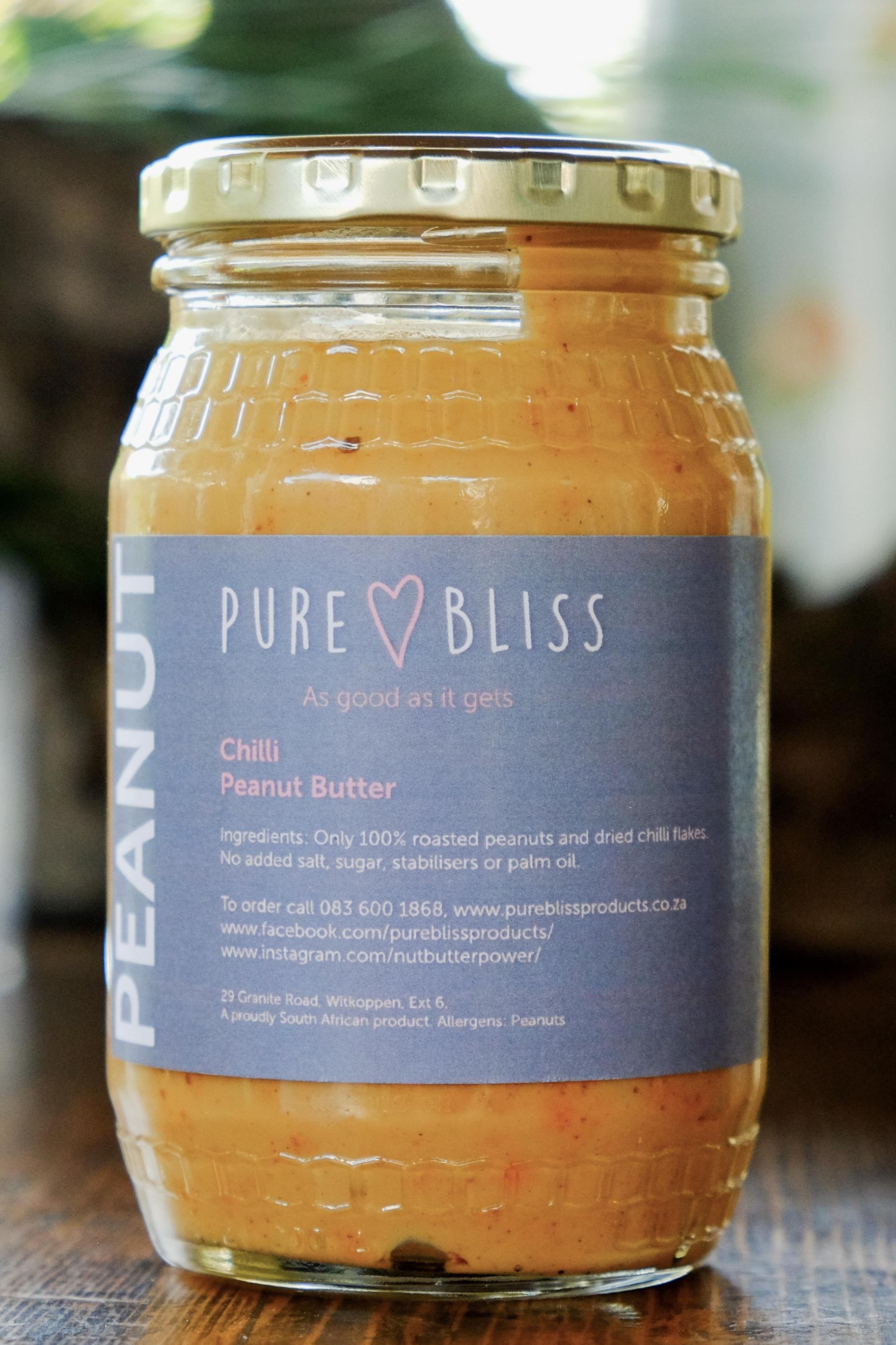 Chilli Peanut Butter (350g)