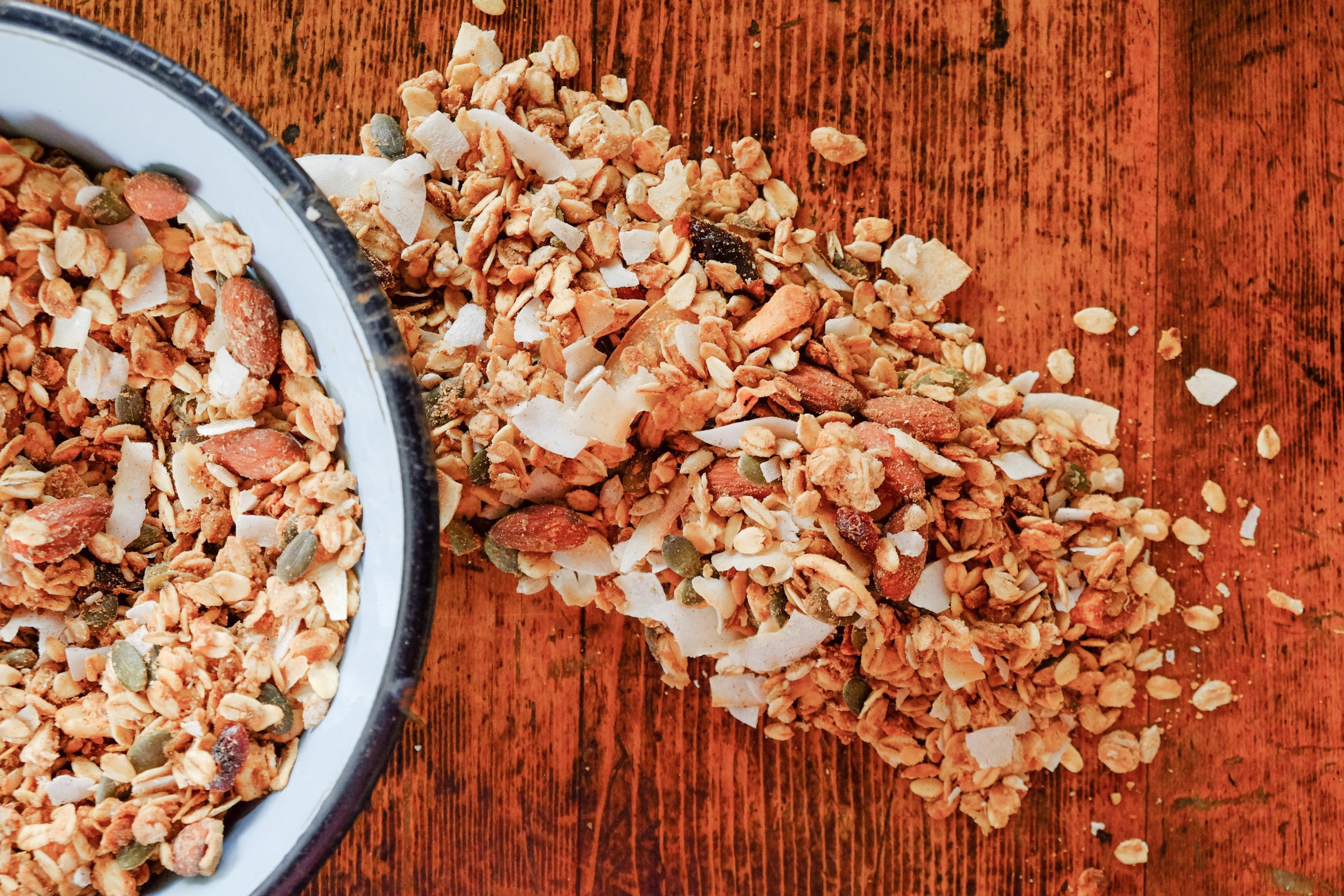 Granola - Peanut butter 00017