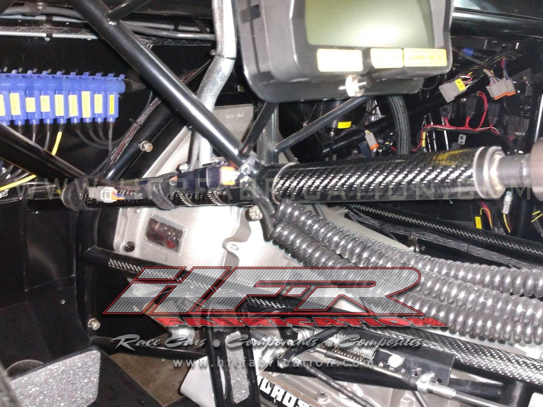 HFR Carbon Fiber Steering Colum Kit