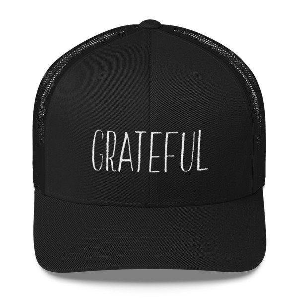 Grateful Trucker Cap