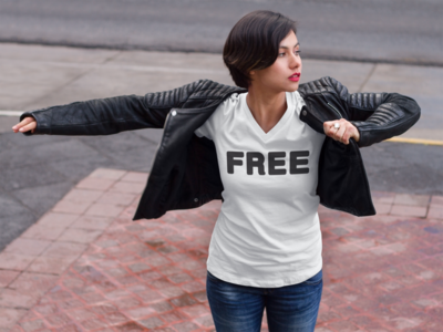 You Are Free Tee