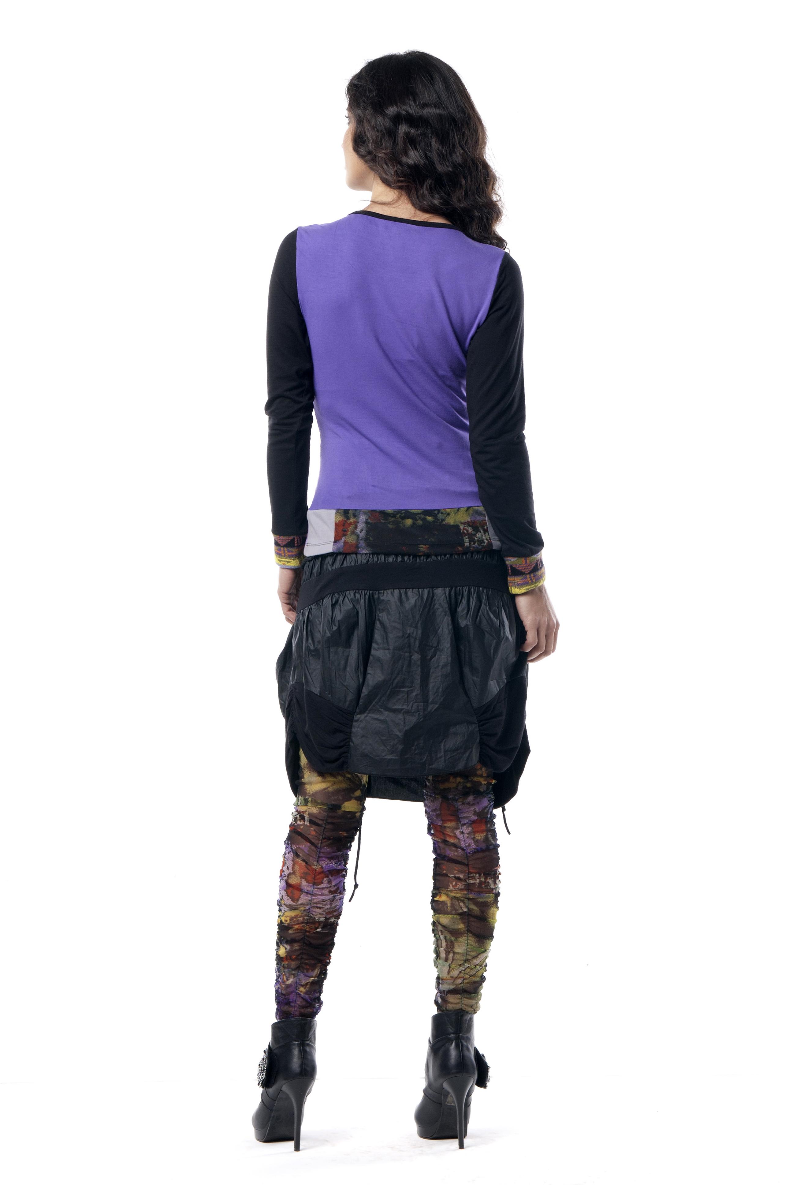 Les Fees Du Vent Couture: Legging Van Gogh (1 Left!)