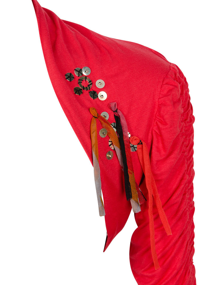 Les Fees Du Vent Candy Wrapped Bolero (Red Only Left!)