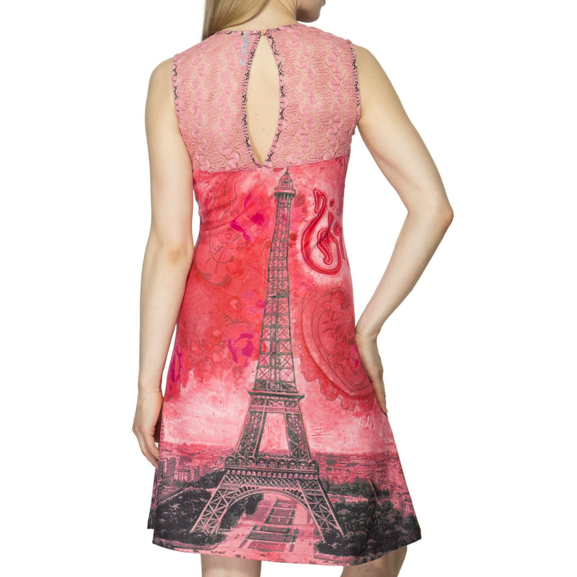 Culito From Spain: Paris In Pink  Dress (1 Left!)