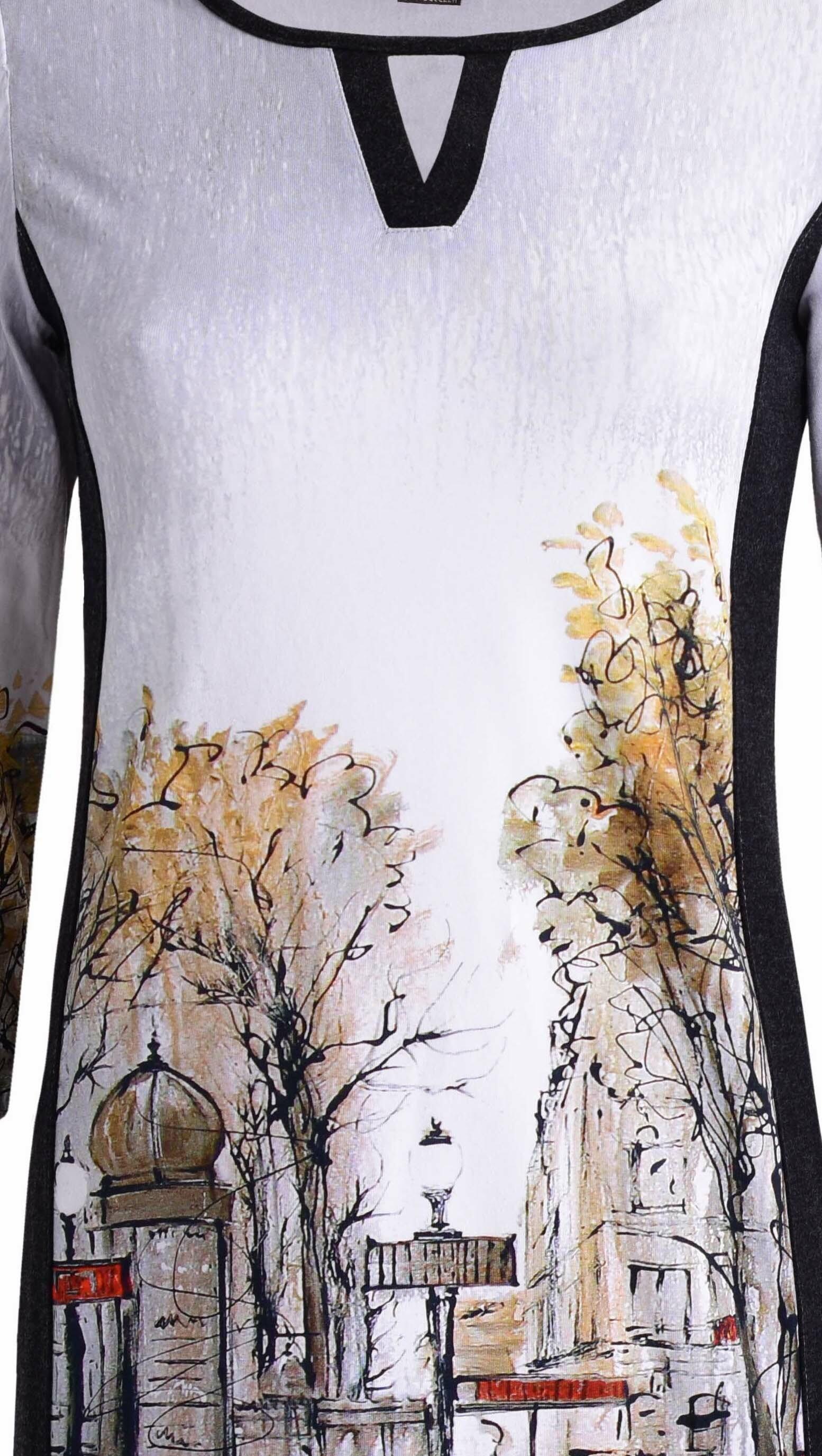 Simply Art Dolcezza: Splendid Parisian Life Keyhole Dress/Tunic SOLD OUT