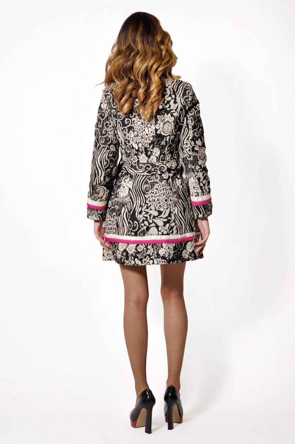 Savage Culture: Classic Beauty Clarisse Coat (Almost Gone!)