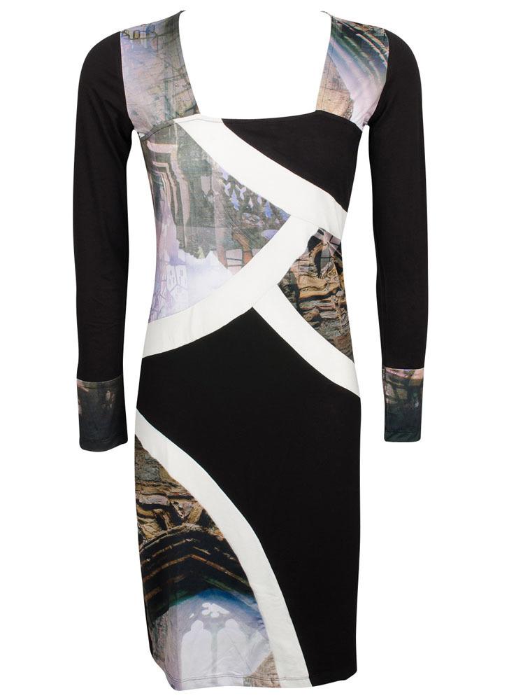 Les Fees Du Vent Couture: Notre Dame At A Glance Dress (Hot Fave, It's Back!) LFDV_887725_N