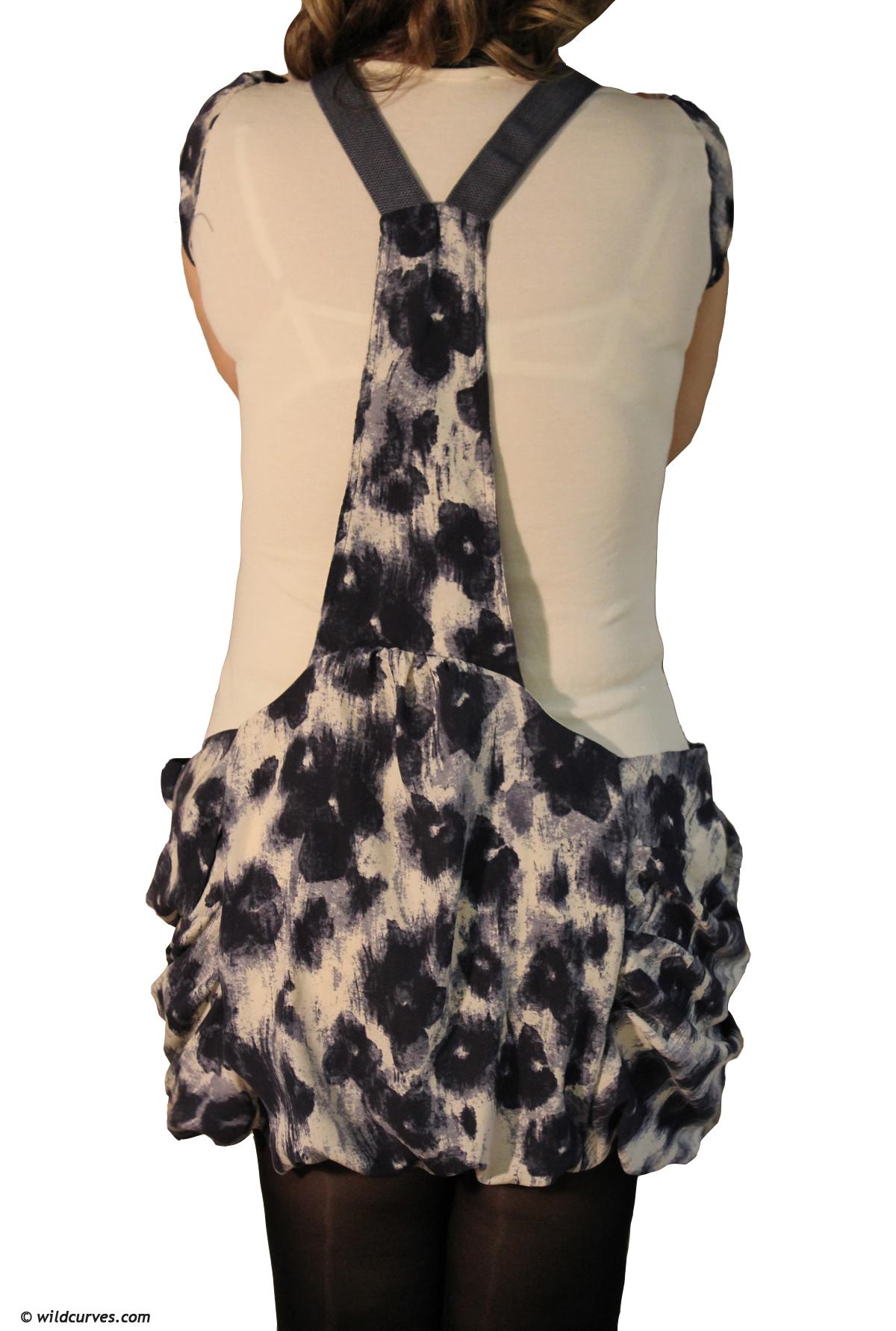 2026 Paris Zizette Mini-Dress