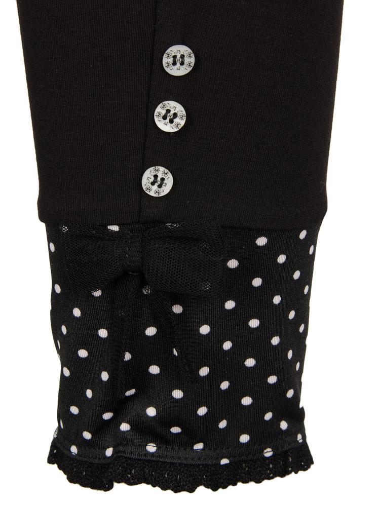 Les Fees Du Vent Couture: Bow Tie & Button Legging
