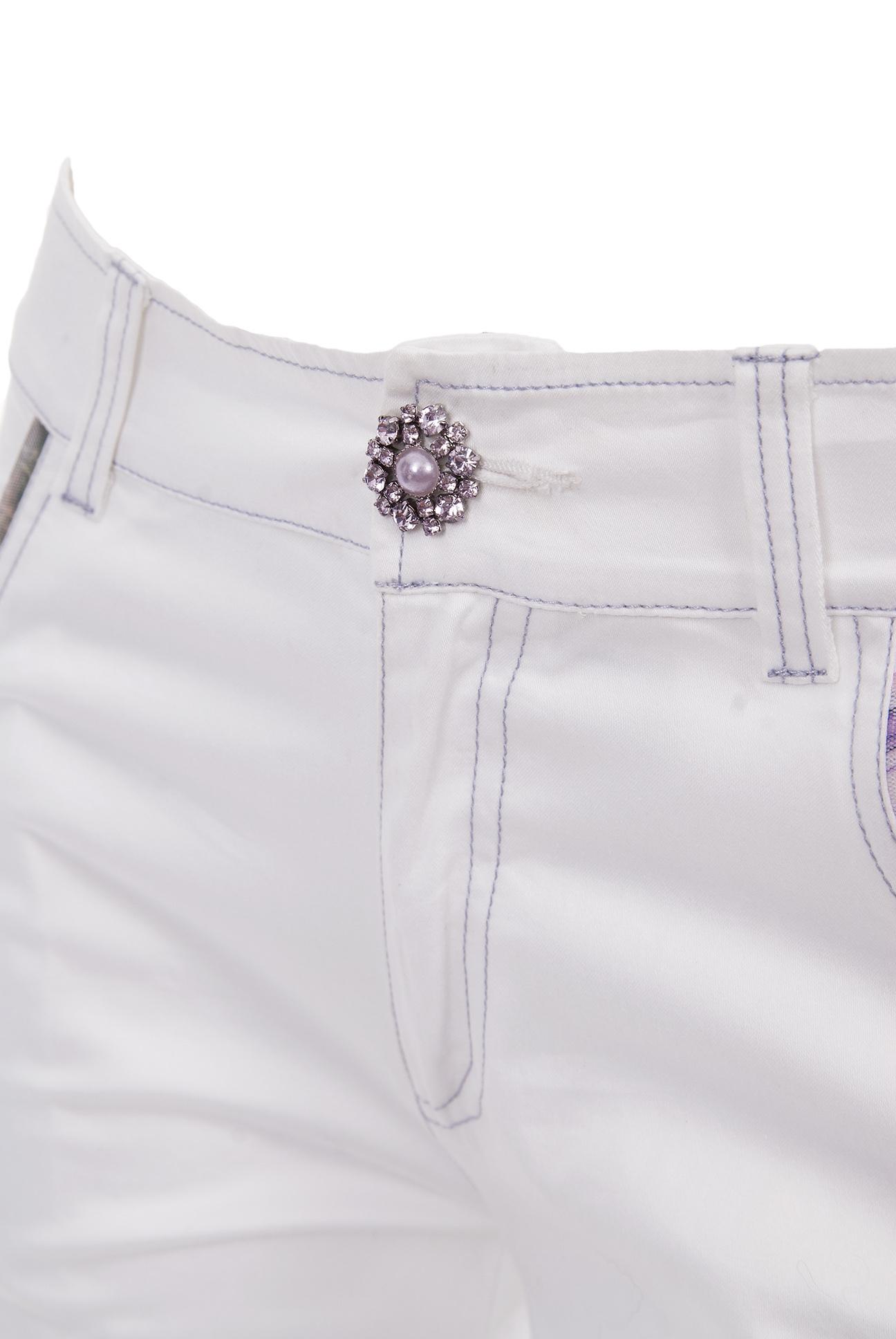 Les Fees Du Vent Couture: Pastel Princess Capri Pant