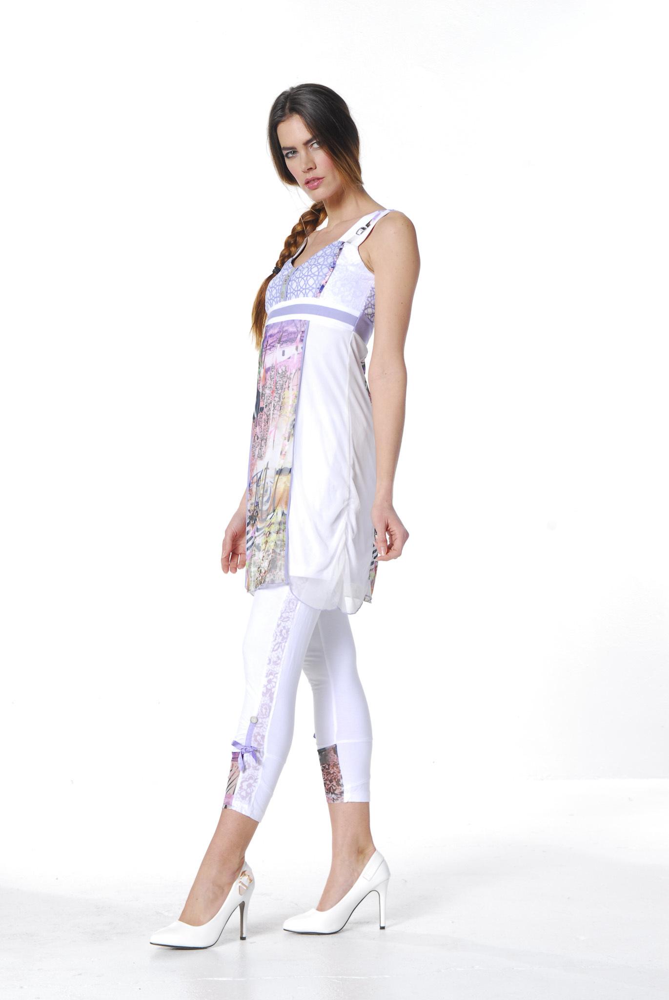 Les Fees Du Vent Couture: Radiant Pastel Princess Tunic (3 Left!)