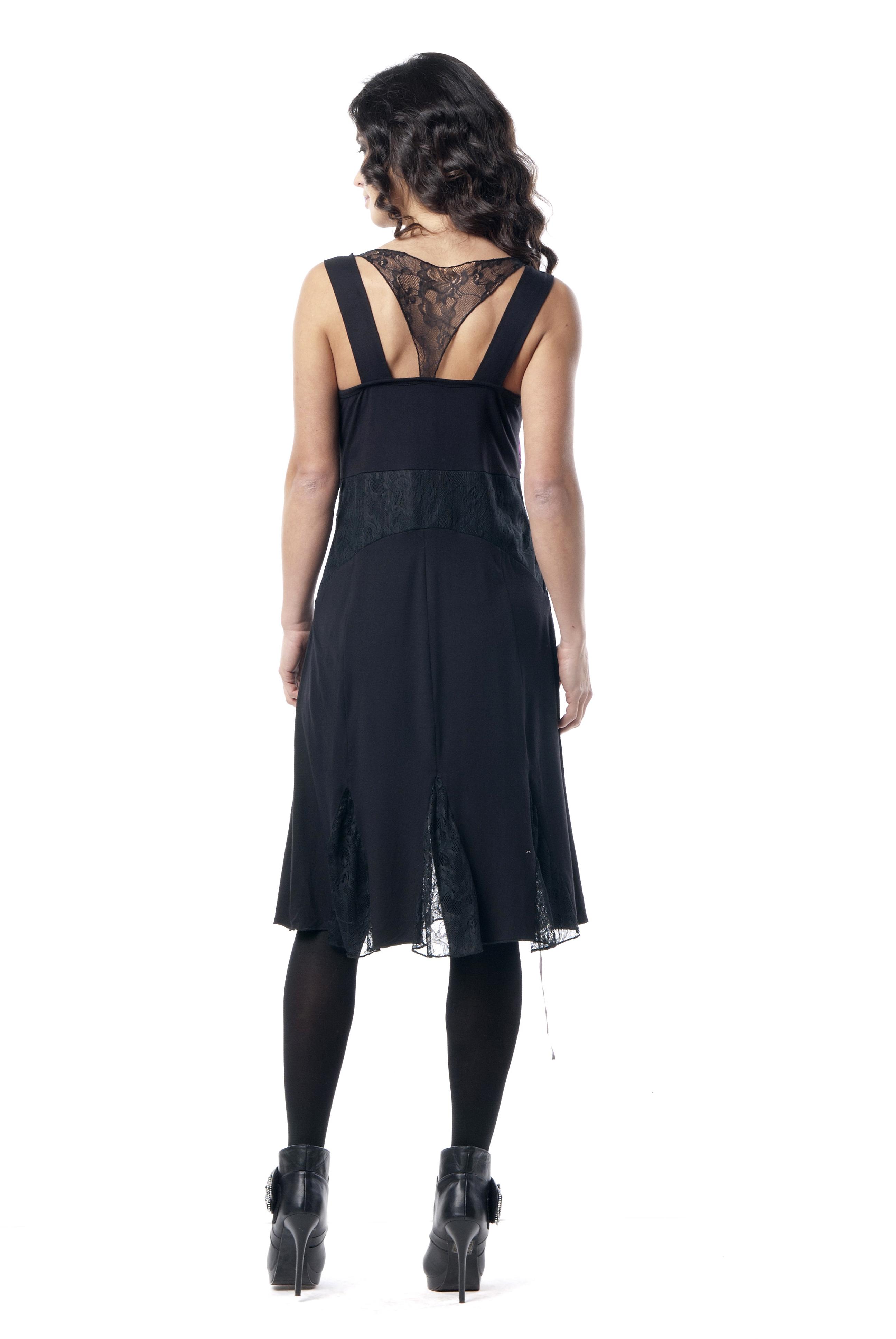 Les Fees Du Vent Couture: Sexy Sorcery Dress (1 Left!)