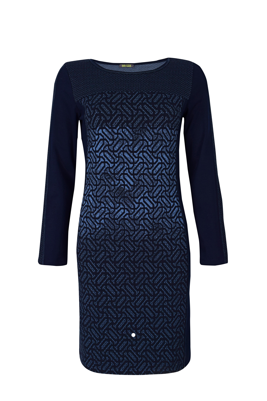 Dolcezza: Color Crescendo Midi Sweater Dress SOLD OUT Dolcezza_59142