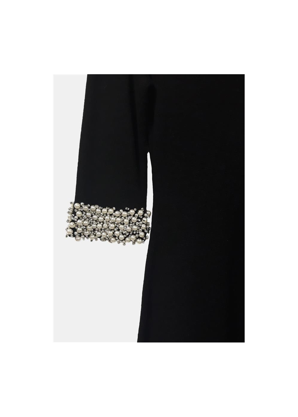 Paul Brial: Pretty In Pearls Princess Midi Dress