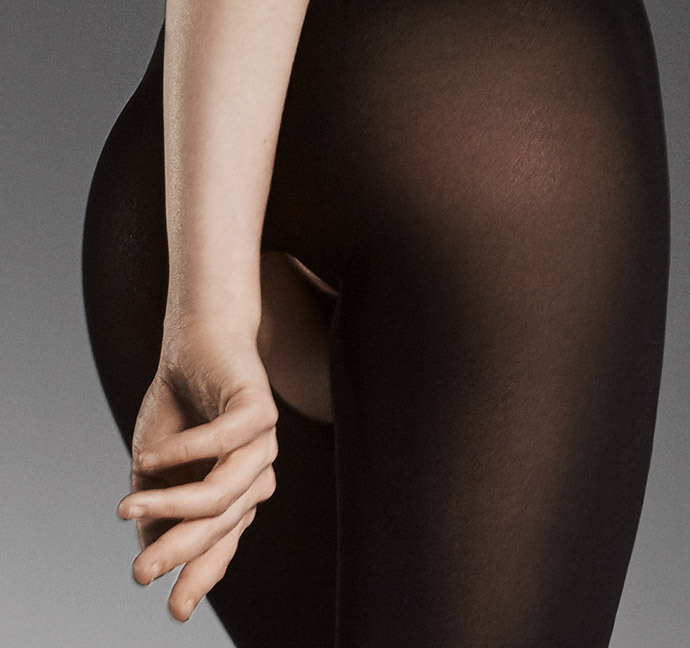 Fiore: I Have A Sexy Secret Open Gusset Opaque Tights (More Arrived!)