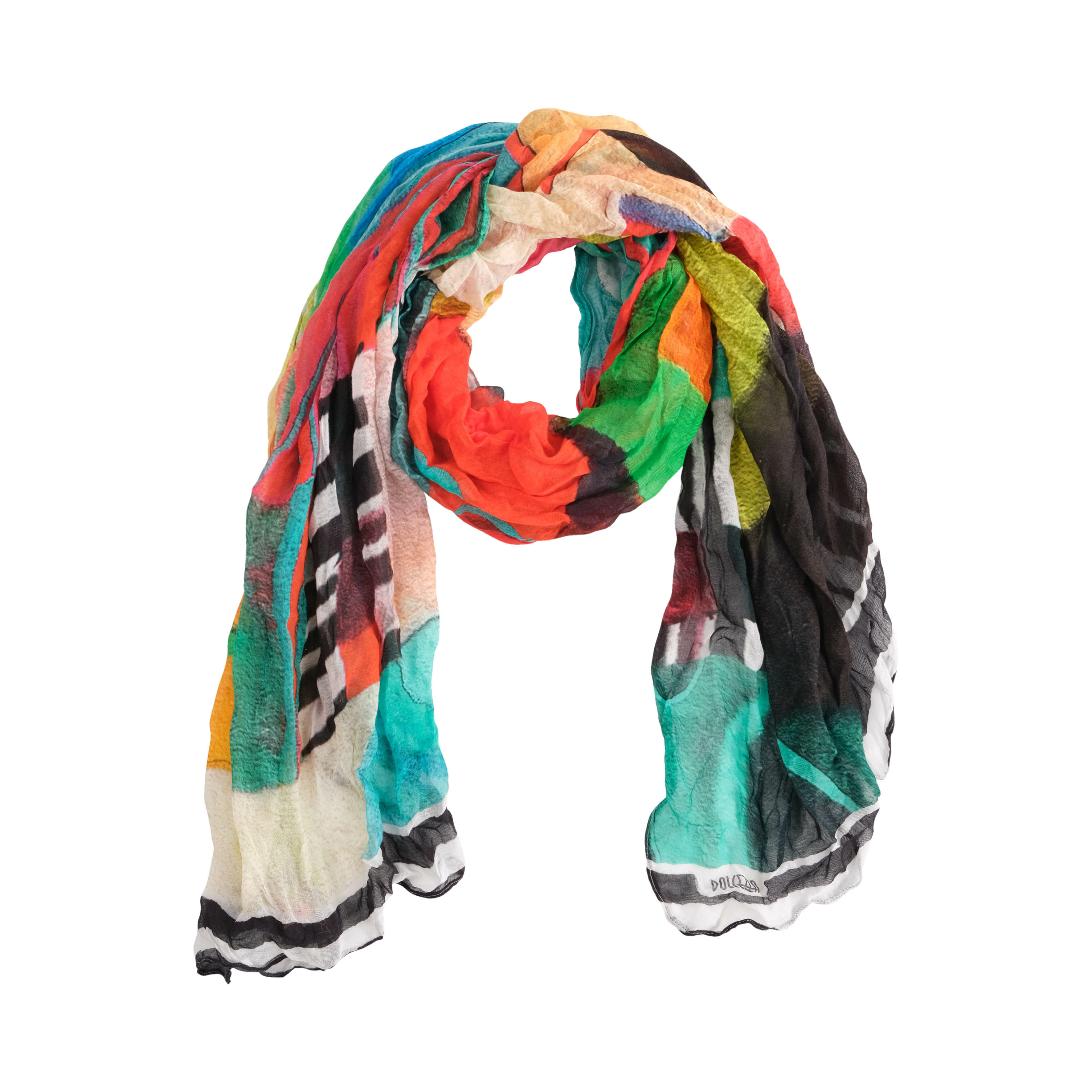 Simply Art Dolcezza Abstract Art Scarves (Many art patterns!)