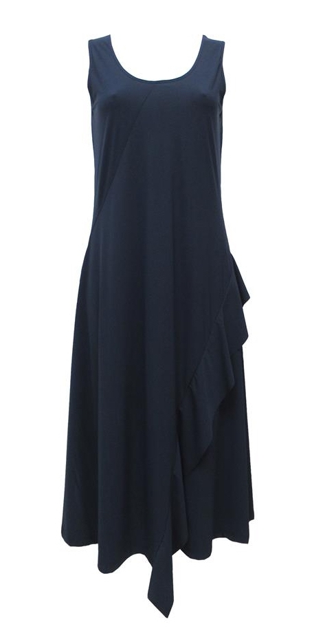 Maloka: Mrs. Crazy Fun Ruffle Dress (More Colors!)