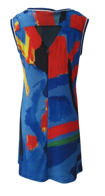 Maloka: Colors Of Picasso's Gypsy Beauty Abstract Art Tunic/Dress (More Arrived!)