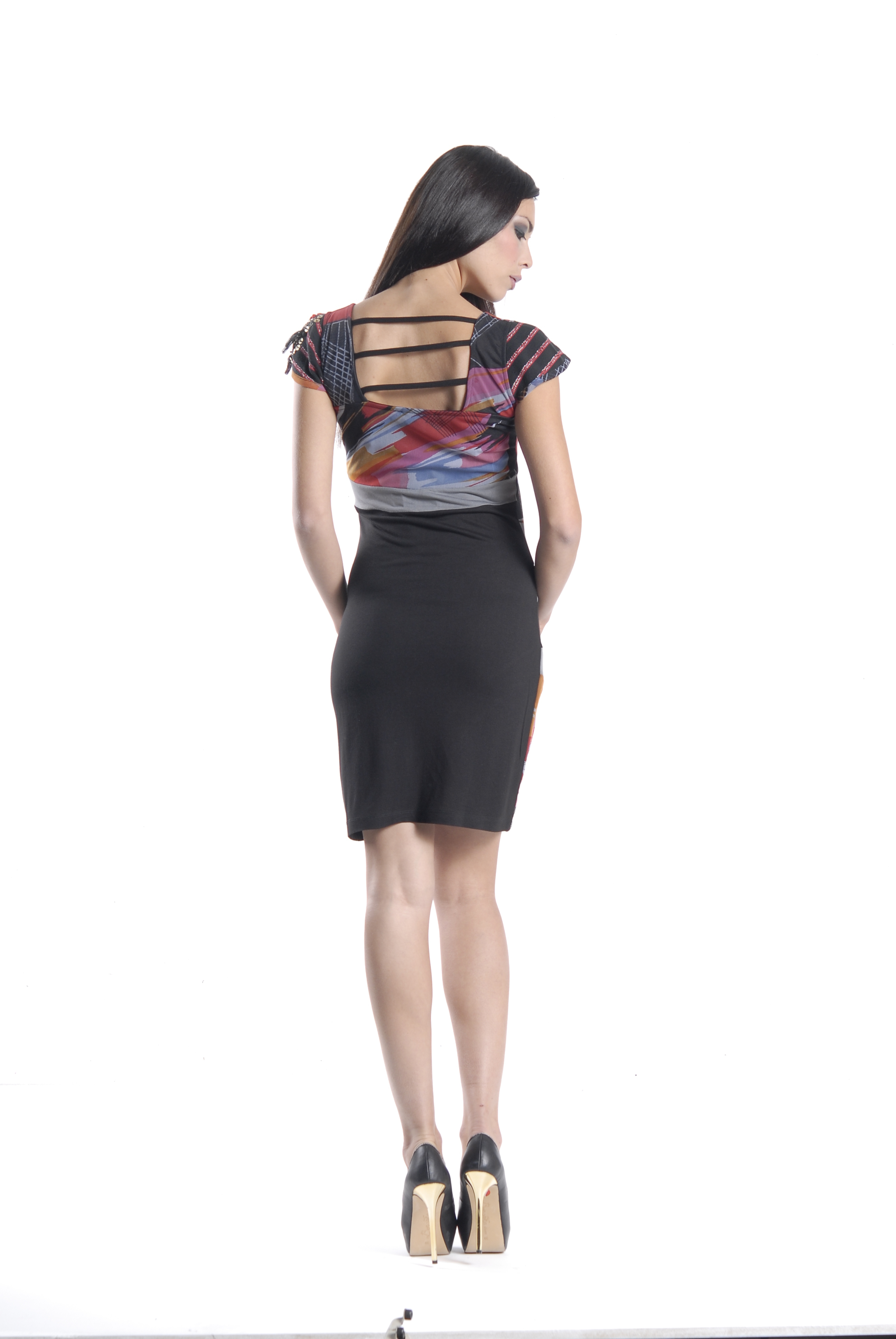 Les Fees Du Vent Sexy Samarcanda Dress/Tunic
