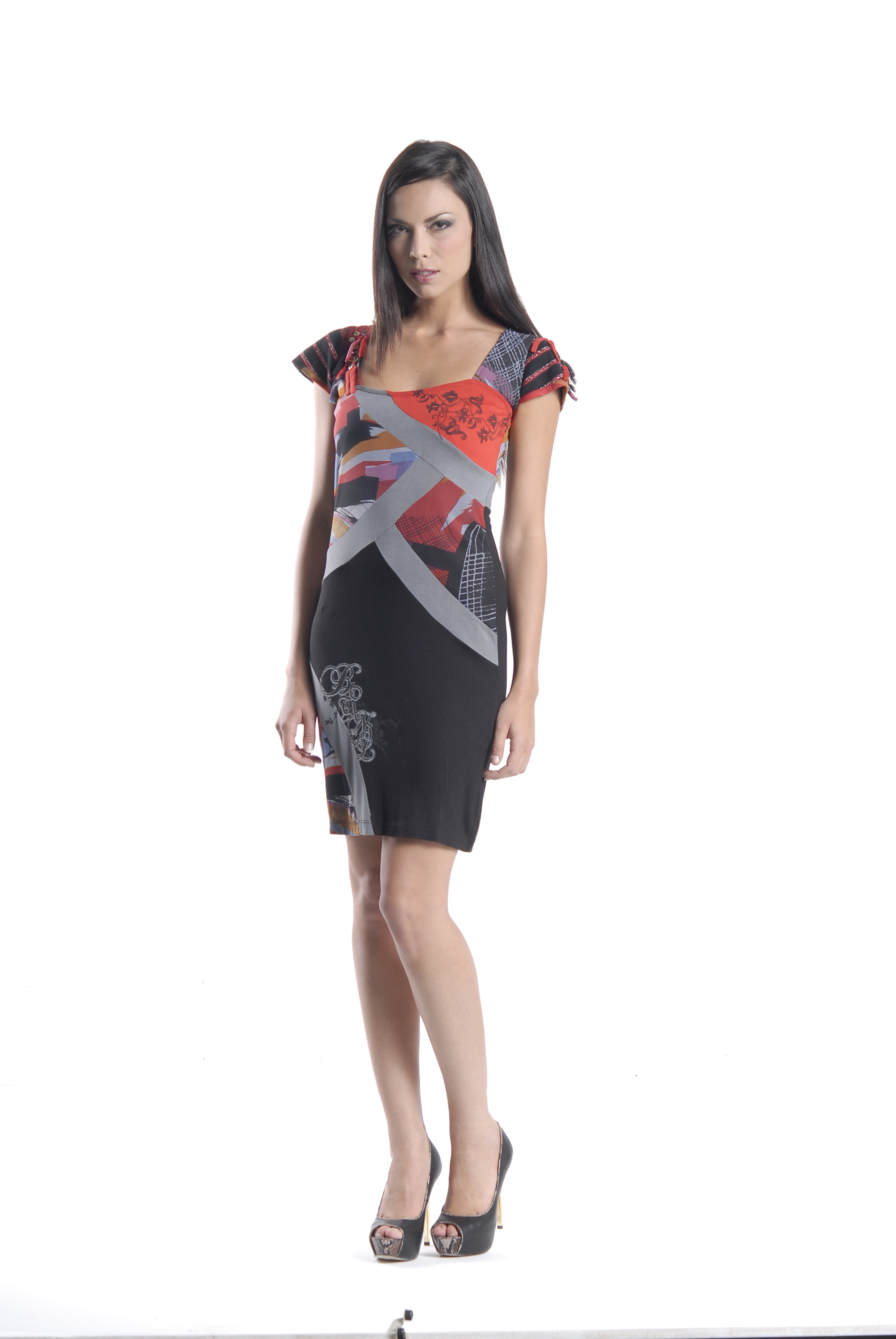 Les Fees Du Vent Sexy Samarcanda Dress/Tunic LFDV_886303_N